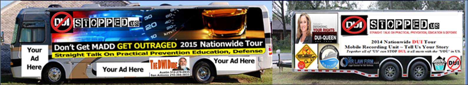 2015 New Motor Coach And Mobile Recording Trailer